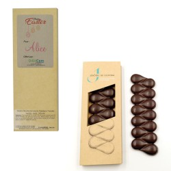 Tablette noir Gianduja